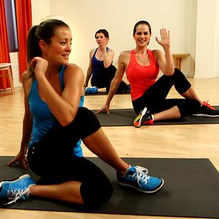 Ladies Workout