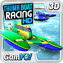 Thumb Boat Racing icon