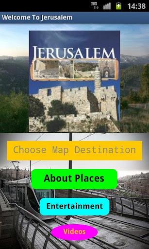 jerusalem life