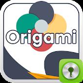 Origami Locker