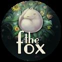 The fox GO Launcher Theme icon