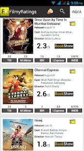 FilmyRatings - screenshot thumbnail