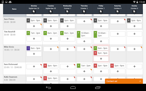 7shifts Employee Scheduling- screenshot thumbnail