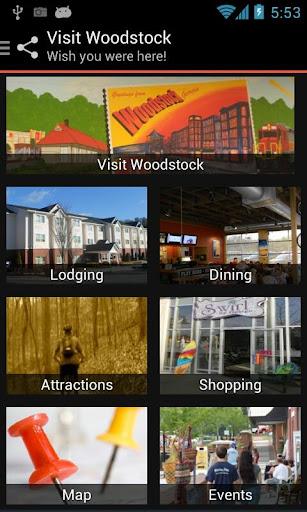 Visit Woodstock