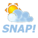 Snap Weather logo