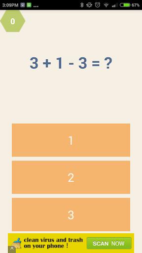 【免費益智App】123 Maths-APP點子