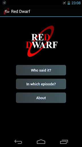 Red Dwarf Quiz