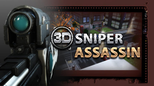 3D Sniper Assassin - FREE  {cheat|hack|gameplay|apk mod|resources generator} 1