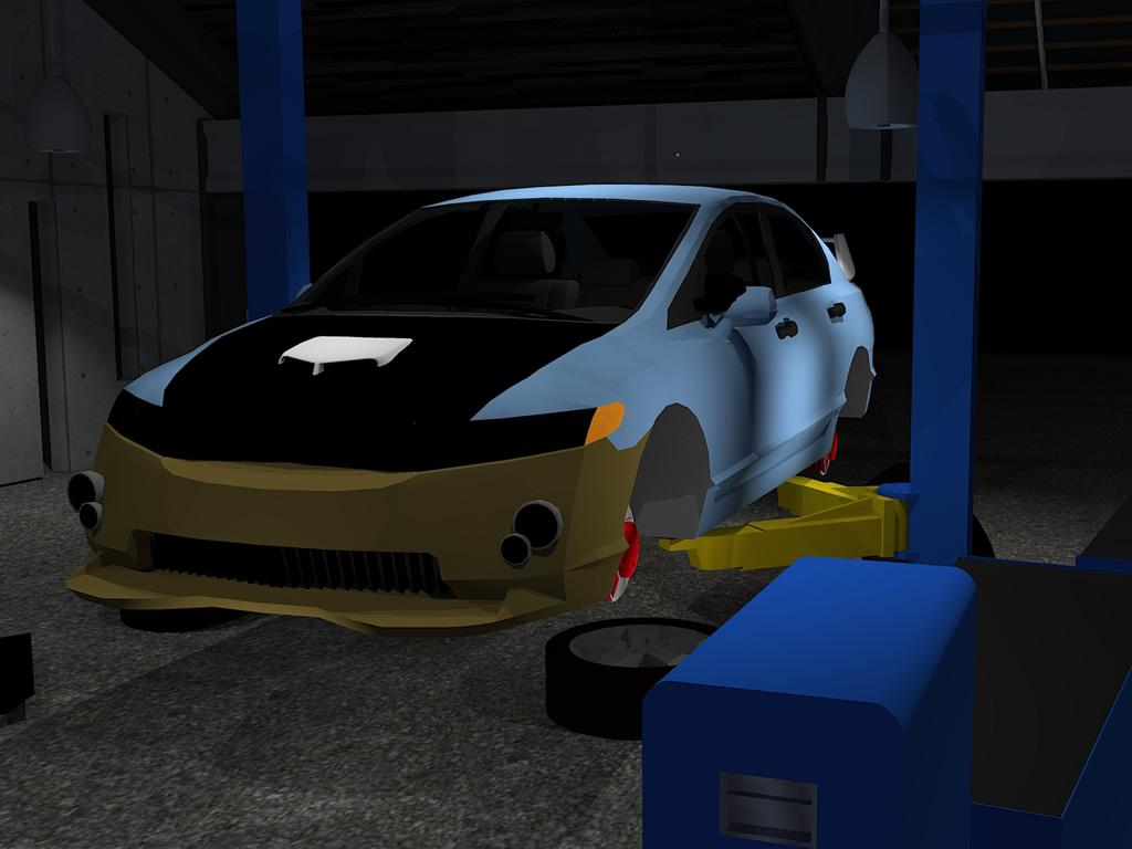 Fix My Car: Custom Mods- screenshot