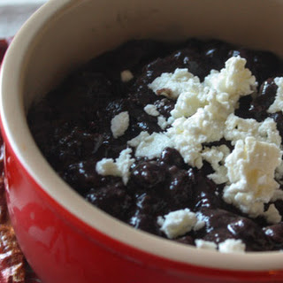 Slow-Cooked Black Beans