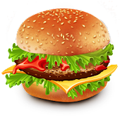 Red Bit Escape Burger