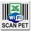 XSCANPET  barcode & inventory logo