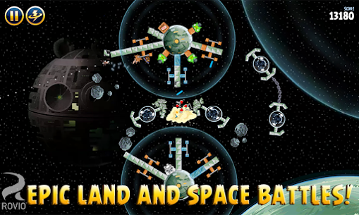 Angry Birds Star Wars 1.5.13 Mod Apk [Unlimited Money] 4