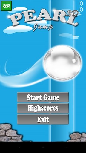 Pearl Jump 3D Skill Game