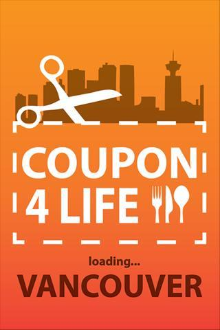 Coupon4Life- screenshot
