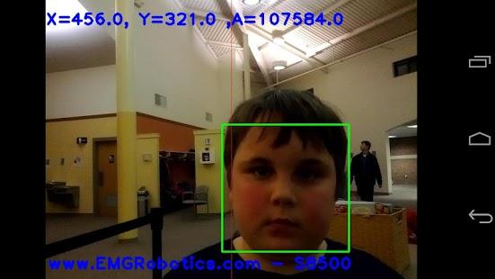 EMGRobotics Robot Controller - screenshot thumbnail