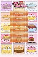 Screenshot of QQ Cakes
