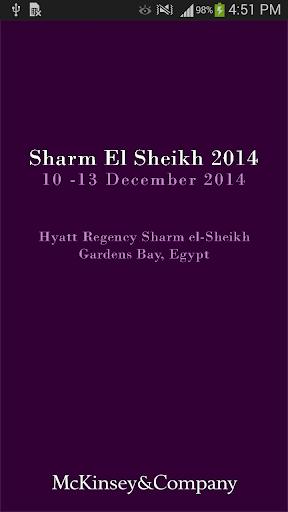 Sharm El Sheikh 2014