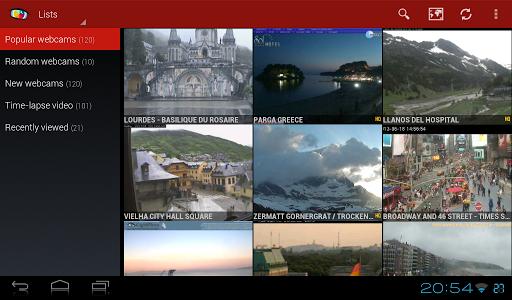 Worldscope Webcams  screenshots 6