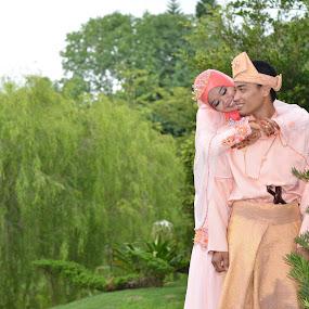 Malay wedding by Tun Izmir - Wedding Reception ( wedding, pengantin, malay, malaysia )