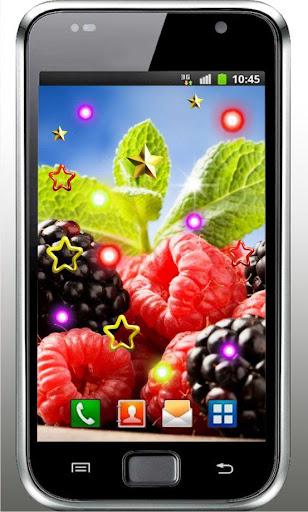 Fruits n Chocolate HD LWP