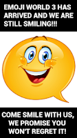 Screenshot of Emoji World 3 ™ Still Smiling
