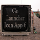 Icon App 6 Go Launcher EX