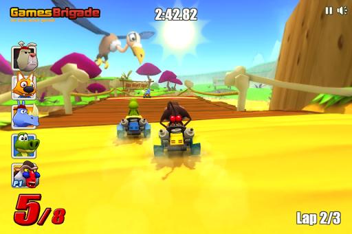 Go Kart Go! Ultra!  screenshots 4