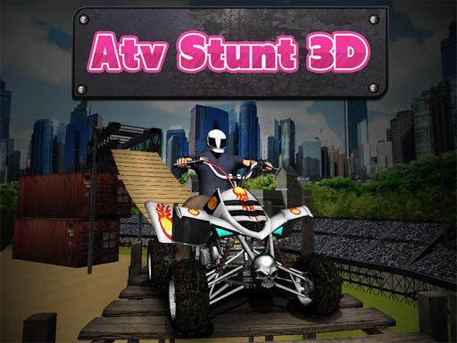 ATV特技3D遊戲