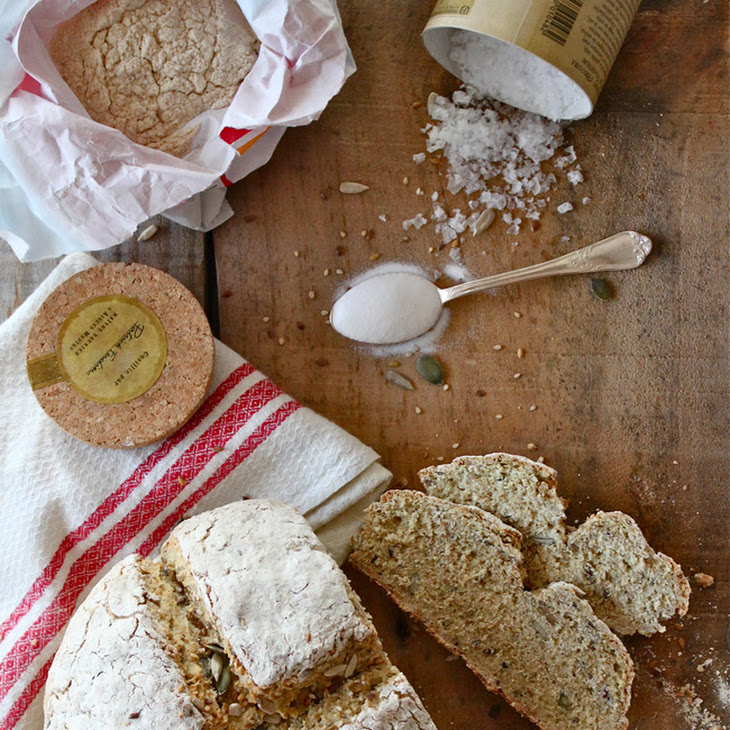 Seeded Rye and Soda Bread Recipe