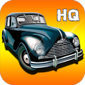 Classic Car Parking HQ icon