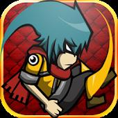 Sticky Ninja Man