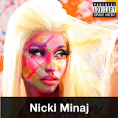 Nicki Minaj Music Video Player