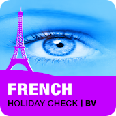 FRENCH Holiday Check | BV