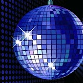 Crazy Party Disco Ball 3D