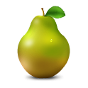 Ukrainian flashcards - Fruits icon