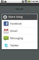 Screenshot of ShareIt-Lite