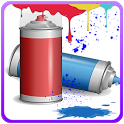 Spray   Paint icon