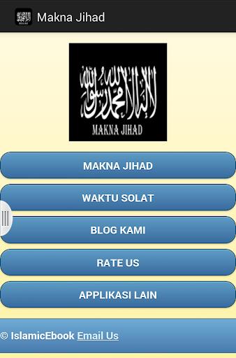 Makna Jihad