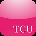 TCUReader logo