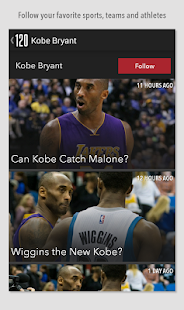 120 Sports Screenshot 5