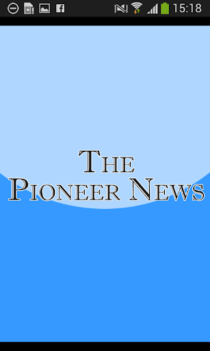 The Pioneer News