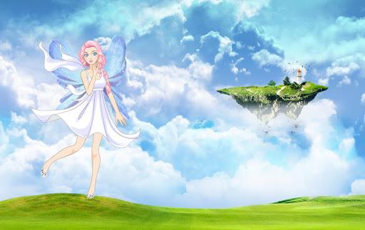 Air Fairy Princess Dress Up
