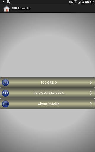 玩免費教育APP|下載GRE Exam Lite app不用錢|硬是要APP