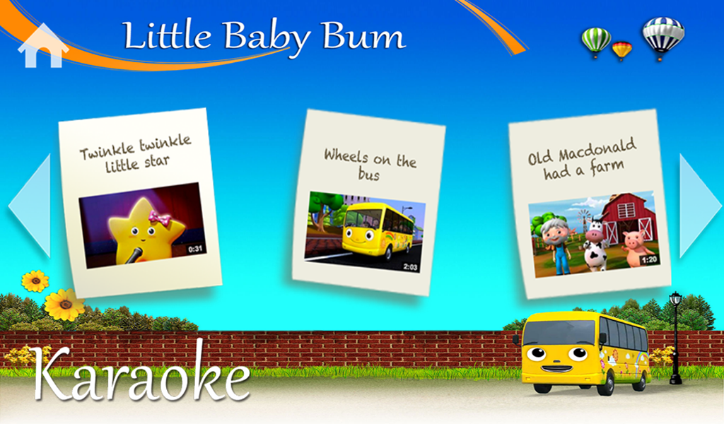 Nursery Rhymes with LBB- screenshot