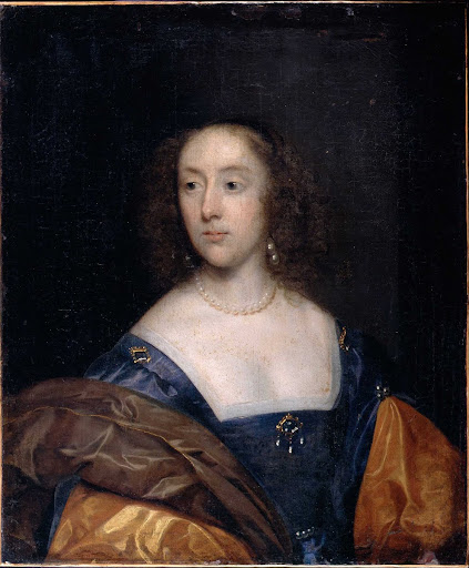 Portait of a Lady in Blue