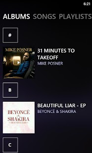 UberMusic - screenshot thumbnail