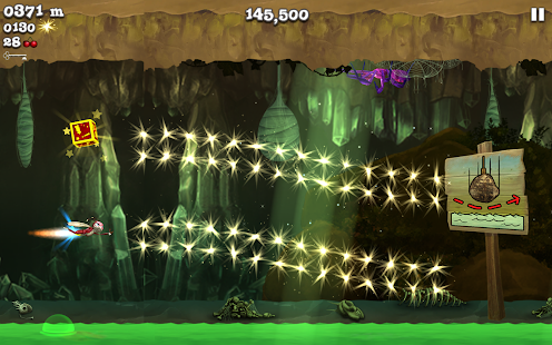 Firefly Runner Screenshot 12