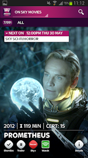 Sky Movies - screenshot thumbnail