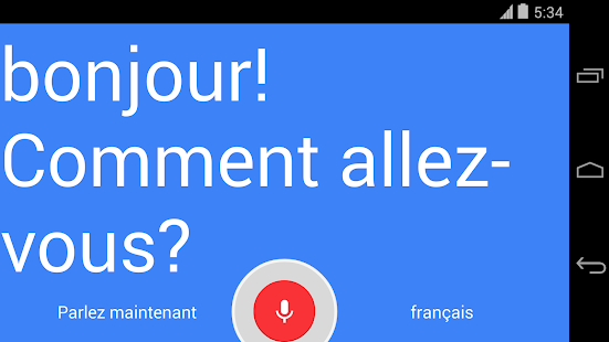 Google Translate Screenshot 32